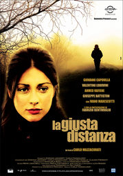 La Giusta distanza (The Right Distance) movie posters