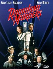 Radioland Murders Poster