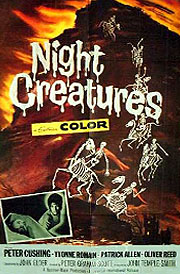 Captain Clegg (Night Creatures)