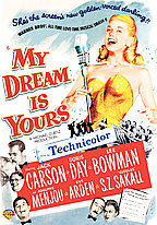 My Dream Is Yours Poster