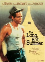 The Long, Hot Summer Poster