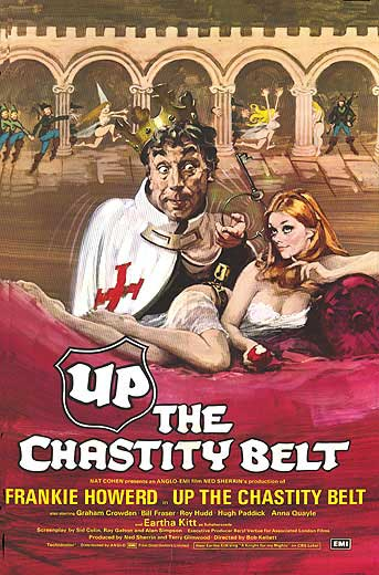 Up the chastity belt naughty knights cover