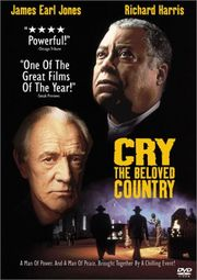 Cry, the Beloved Country Poster