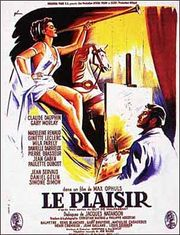 Le Plaisir Poster