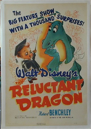 The Reluctant Dragon (A Day at Disneys) (Behind the Scenes at Walt Disney Studio)