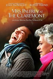 Mrs Palfrey at The Claremont Poster