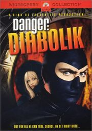 Danger: Diabolik Poster