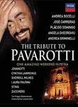 The Tribute to Pavarotti: One Amazing Weekend in Petra