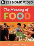 The Meaning of Food