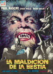 La Maldicin de la bestia (Hall of the Mountain King)(Night of the Howling Beast)