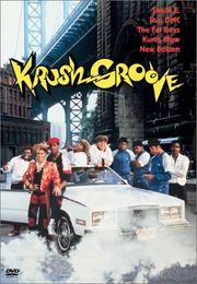 Krush Groove Poster