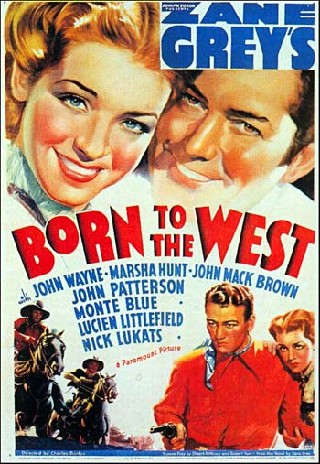 Born to the West (Hell Town)