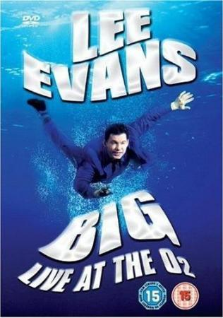 Lee Evans Big Live at the 02