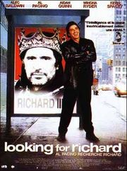 Looking for Richard Poster