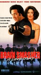 Brain Smasher... A Love Story (The Bouncer and the Lady)