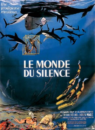 Le Monde du Silence (The Silent World)