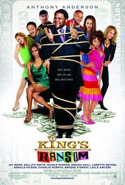 King&#039;s Ransom Poster