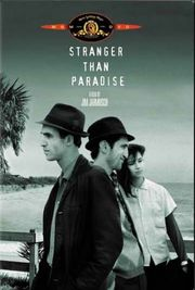 Stranger Than Paradise Poster