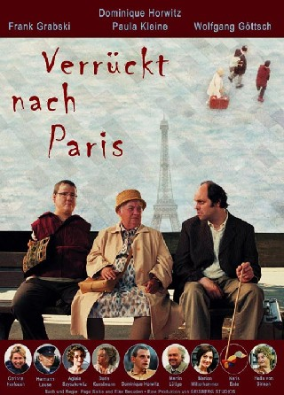 Verr�ckt nach Paris, (Crazy About Paris)