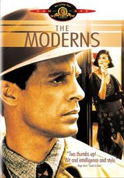 The Moderns Poster