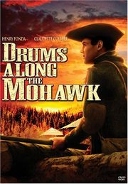 Drums Along the Mohawk Poster