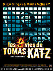 The Nine Lives of Tomas Katz Poster