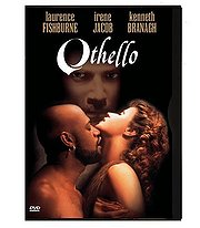 Othello poster Laurence Fishburne Othello