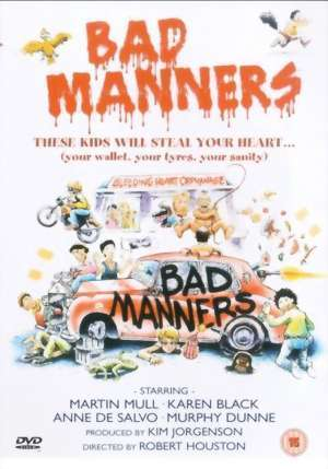 Growing Pains (Bad Manners)