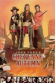 Cheyenne Autumn Poster