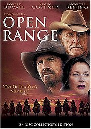 Open Range Poster