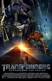 Transformers: Revenge of the Fallen Poster