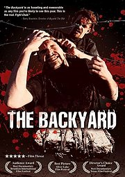 The Backyard Poster