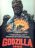 Gojira (Godzilla 1985: The Legend Is Reborn)