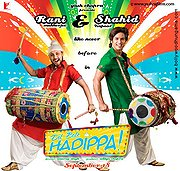 Dil Bole Hadippa! (My Heart Goes Hooray!) film poster