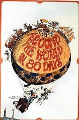 Watch Around the World in 80 Days (1956) Online Putlocker Synopsis