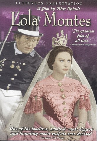 Lola Mont�s (The Fall of Lola Montes) (The Sins of Lola Montes)