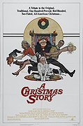 A Christmas Story movie poster