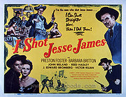 I Shot Jesse James Poster