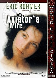 The Aviator's Wife (La femme de l'aviateur) film poster