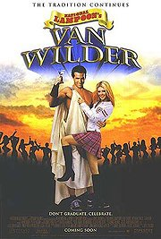 Van Wilder Poster