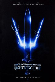 Percy Jackson &amp; the Olympians: The Lightning Thief Poster
