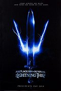 Percy Jackson & the Olympians: The Lightning Thief poster & wallpaper