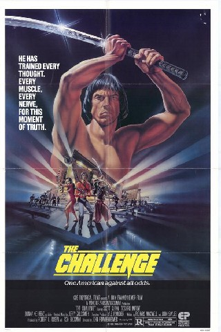 The Challenge (Equals) (Sword of the Ninja)