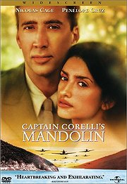 Captain Corelli&#039;s Mandolin Poster
