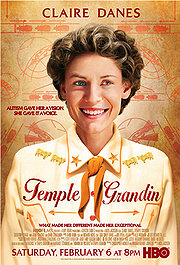 Temple Grandin Poster