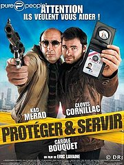 Prot&eacute;ger &amp; servir Poster