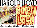 Safety Last! poster & wallpaper