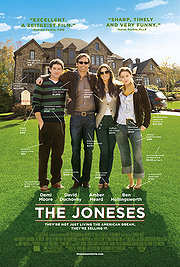 The Joneses Poster