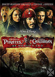 Pirates of the Caribbean: At World&#039;s End Poster