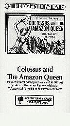 Colossus and the Amazon Queen